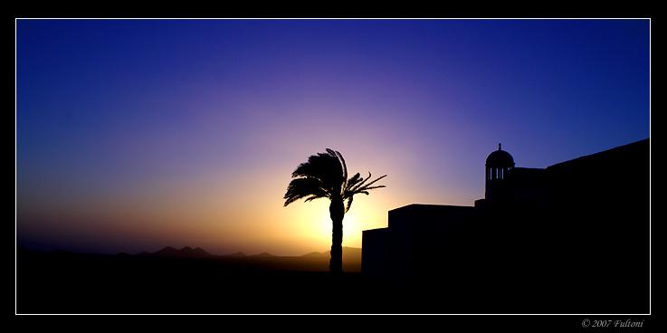 Lanzarote ayer y hoy