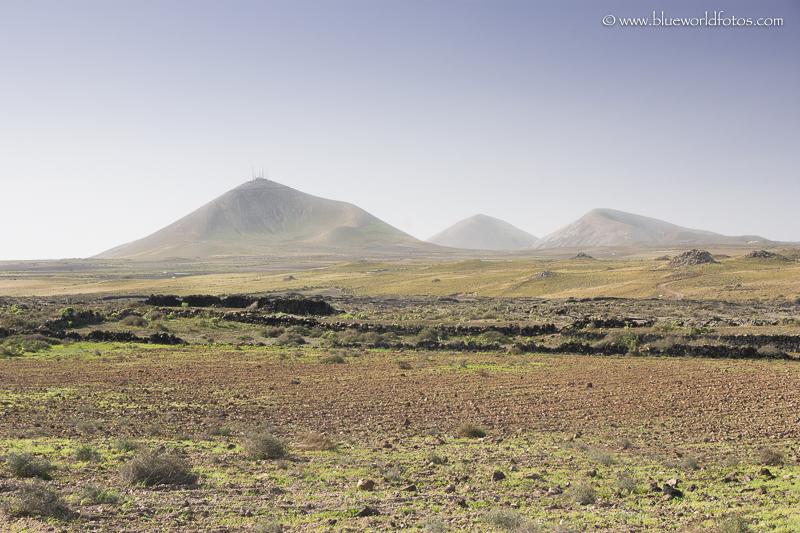 Proyecto atalayas: Mina, Guaticea,Montaña Blanca, Tinache, Tenézar, Caldera Blanca y La Caldera.